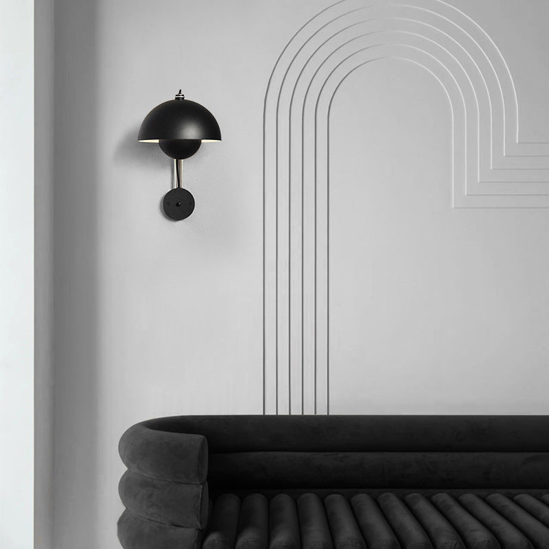 Art Unique Metal Pendant Lampshade