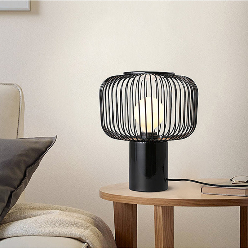 Modern Minimalist Black Decorative Table Lamp