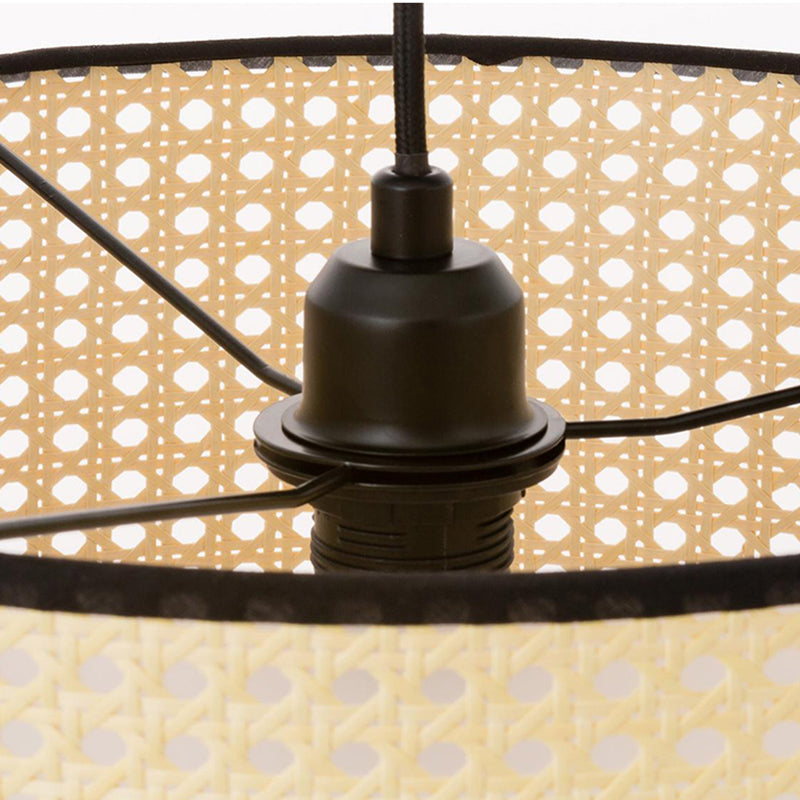 Design Handmade Rattan Hanging Light Pendant Lamp Shade