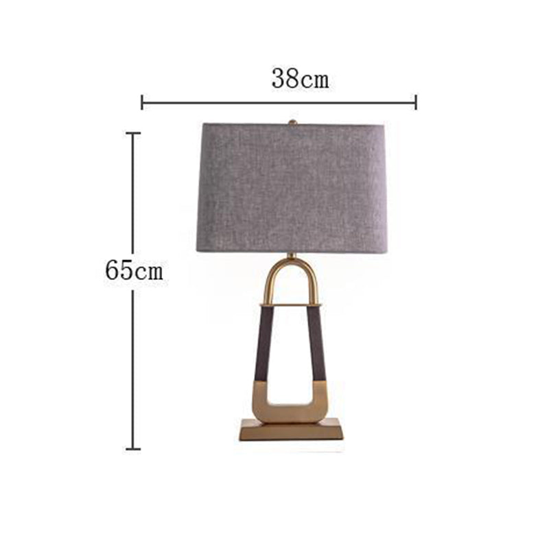 Designer Creative Simple Bedroom Living Room Table Lamp