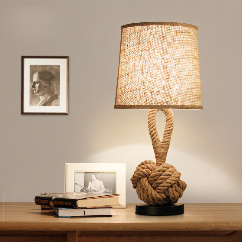 Vintange Creative Bedroom Bedside Table Lamp