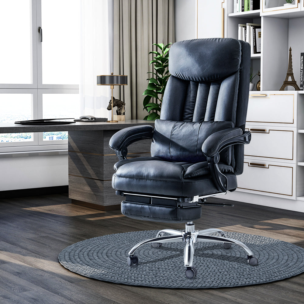High Back Adjustable Home Desk Exectuive Chair