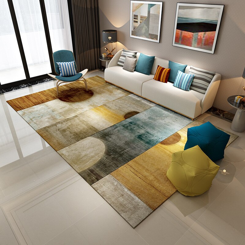 Nordic Carpet for Living Room Rugs Floor Mat Hallway Rugs Home Decor