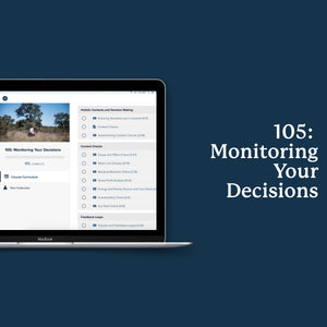 105: Monitoring Your Decisions