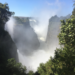 Journey to Dimbangombe: Zimbabwe, May 2019