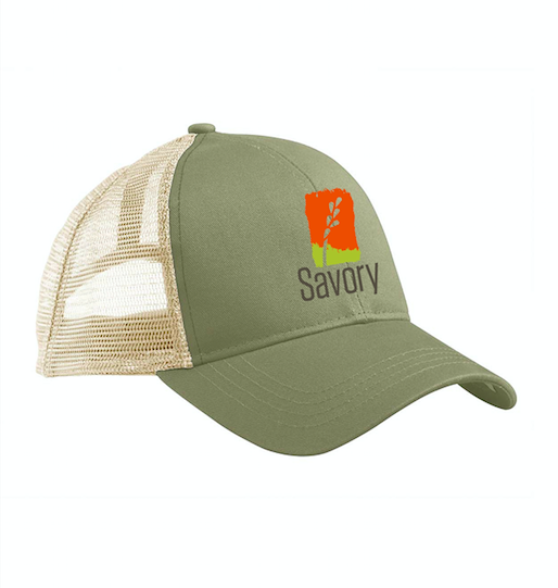 'Savory' Adjustable Hat