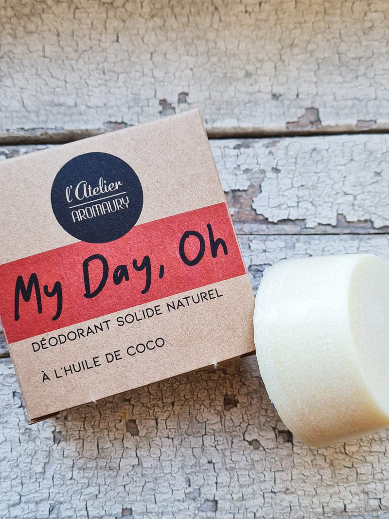 My Day, Oh! - Déodorant solide