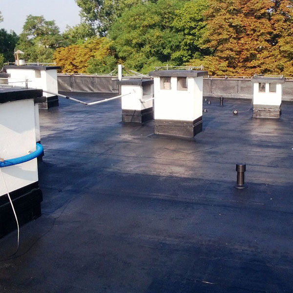 Liquid Rubber SealRoof - Roof Waterproofing, Membranes For Roofing