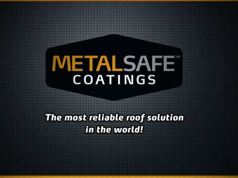 Liquid Rubber MetalSafe Coatings Promotional Video