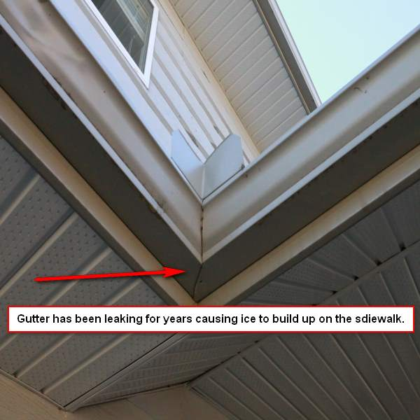 Repair Your Gutter - Liquid Rubber Gutter Repair Kit ...