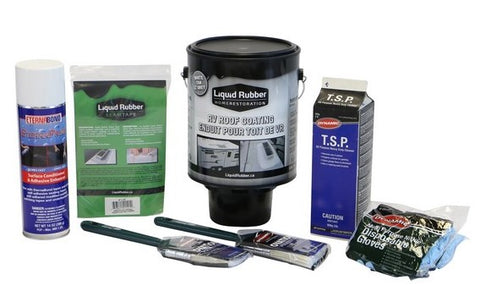 Liquid Rubber Canada RV Sealant 1G Kit