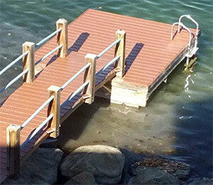 Cool Foot Deck and Dock Coating