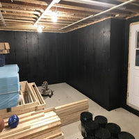 Liquid Rubber Foundation Sealant/Basement Coating