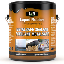 Liquid Rubber MetalSafe Sealant
