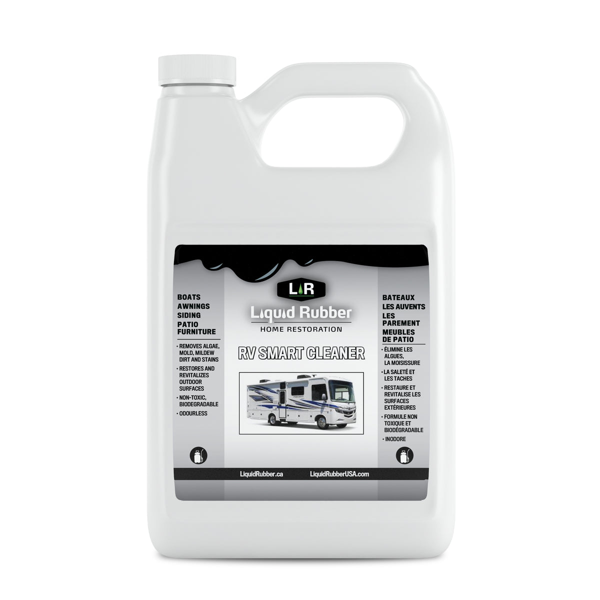 Liquid Rubber RV Roof Smart Cleaner