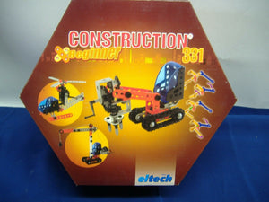 Eitech CONSTRUCTION 306,324,323,322,330,331,62,65,82, C130,C51,7029 etc. Neu&OVP