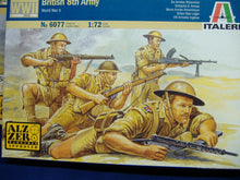 Laden Sie das Bild in den Galerie-Viewer, Italeri 6077 3x British 8th Army & 6064 British Com. / Revell 02507 1:72 Neu/Ovp