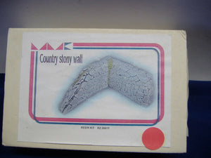 MMK RZ35014 The Wall/Wandstück Ruine & RZ35011 Country stony wall 1:35 Neu/Ovp