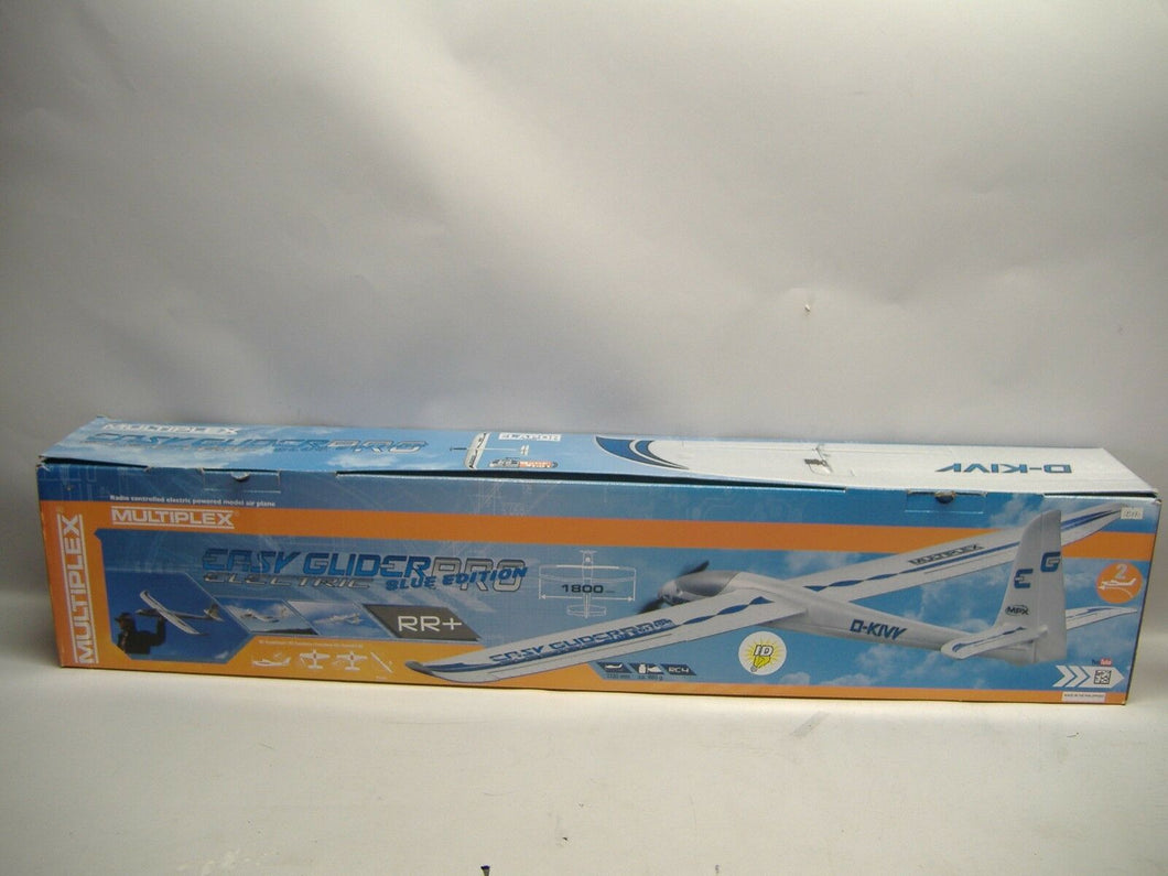Multiplex 264271 Easy Glider Pro Electric Blue Edition RR Motorsegler NEU & OVP