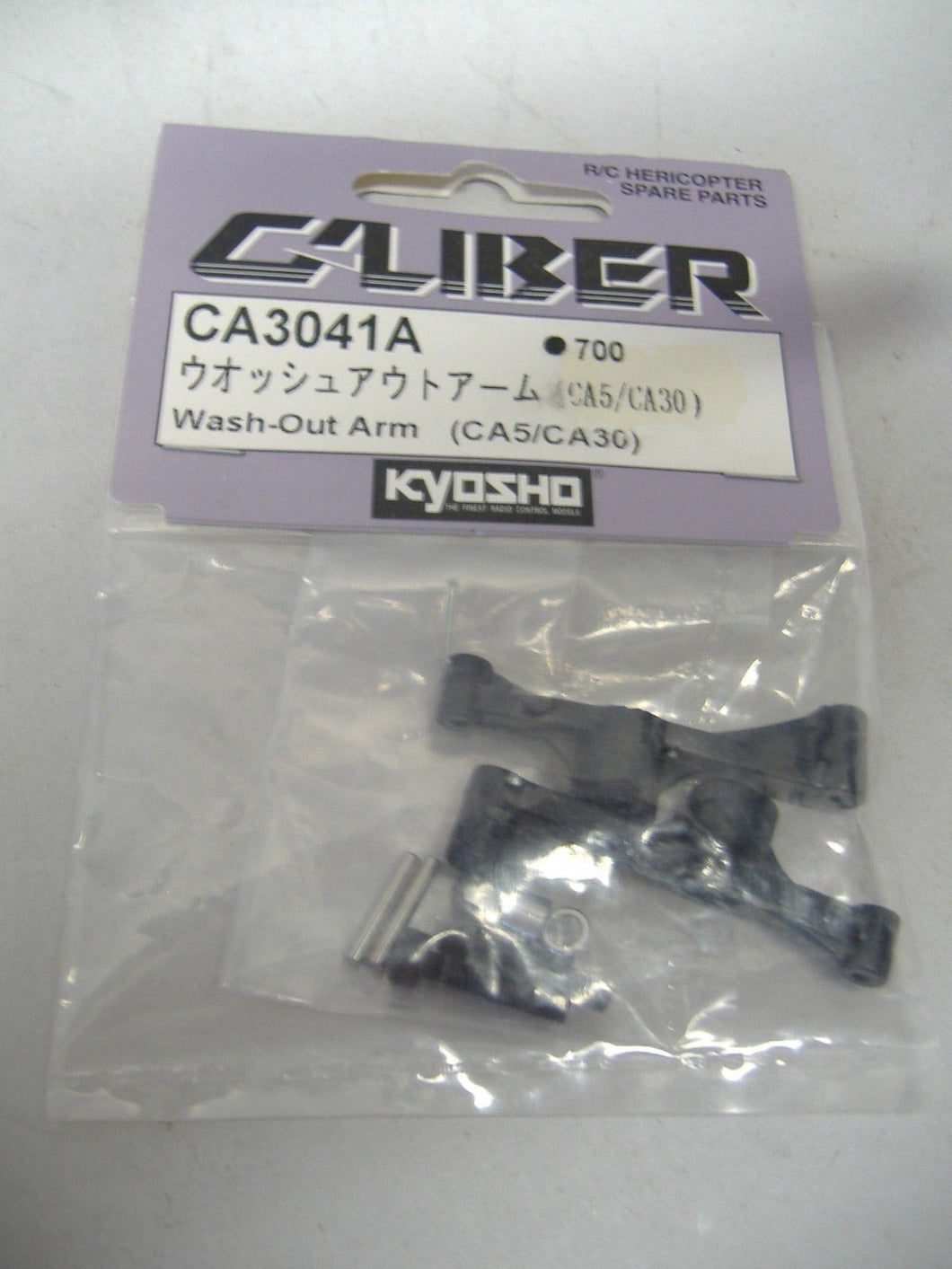 Kyosho CA 3041A Caliber Helicopter C5/C30 Taumelscheibenanlenkung NEU & OVP
