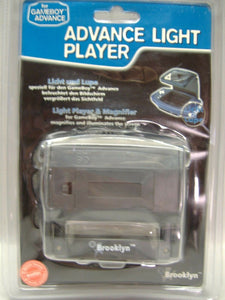 Brooklyn Advance Light Player für Gameboy Advance  NEU & OVP