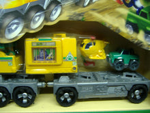 Laden Sie das Bild in den Galerie-Viewer, Mattel Wheels B2430 Matchbox Magna Wheels Mission 5 NEU & OVP