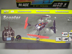 Monstertronic MT959 Scopter 360° mit HD-CAM  NEU & OVP