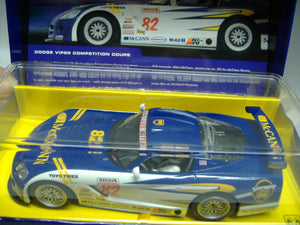SCALEXTRIC analog C 2523A Dodge Viper Competition Coupe  NEU & OVP