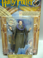 Laden Sie das Bild in den Galerie-Viewer, Mattel Harry Potter Figur Professor Quirrell NEU & OVP