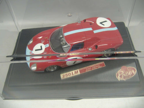 Slot it Racer RCR19A Ferrari 250 LM No. 7 Slotcar analog 1:32  NEU & OVP
