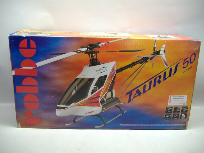 robbe TAURUS  50 S3800 Helicopter  NEU & OVP