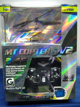 Laden Sie das Bild in den Galerie-Viewer, Monstertronic 103 MT COPTER S V2  2.4G  LCD Screen 3-5 Kanal  RTF NEU + OVP