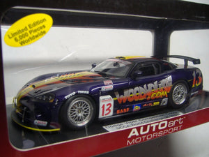 AutoArt Gatway 80423 Dodge Viper Competition Coupe 1:18 NEU & OVP
