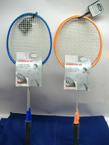 The Toy Company 7411078 New Sports 2x Badminton Set   NEU & OVP