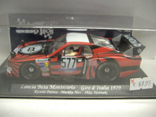 Laden Sie das Bild in den Galerie-Viewer, FLY GB 38 & GB 31 n 2 Lancia Beta Montecarlo analog 1:32 NEU & OVP