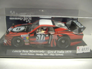 FLY GB 38 & GB 31 n 2 Lancia Beta Montecarlo analog 1:32 NEU & OVP
