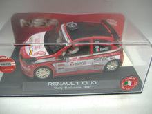 Laden Sie das Bild in den Galerie-Viewer, NSR analog 1045 Renault Clio Ralley Montecarlo 2009 No. 38 1:32 NEU & OVP