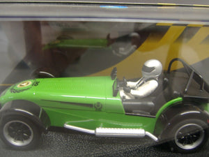 "SCALEXTRIC analog C2589 Caterham 7 ""30th Anniversary"" NEU & OVP"