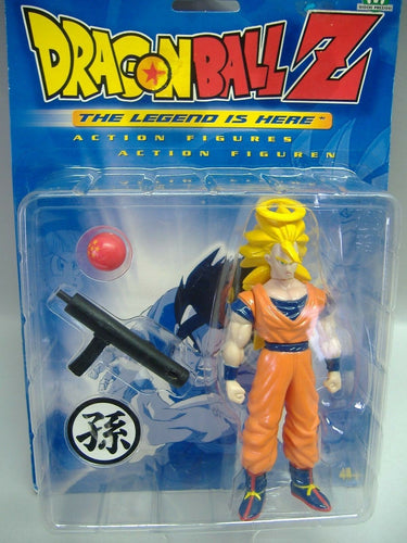 Dragon Ball Z Actionfigur Serie 2 GOKU Super Sayan 3 NEU & OVP