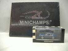 Laden Sie das Bild in den Galerie-Viewer, Minichamps Porsche 911 Carrera RSR 2.8 1:43 & Minichamps Pure Passion Buch NEU & OVP