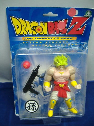 Dragon Ball Z Actionfigur Serie 3 BROLIN NEU & OVP