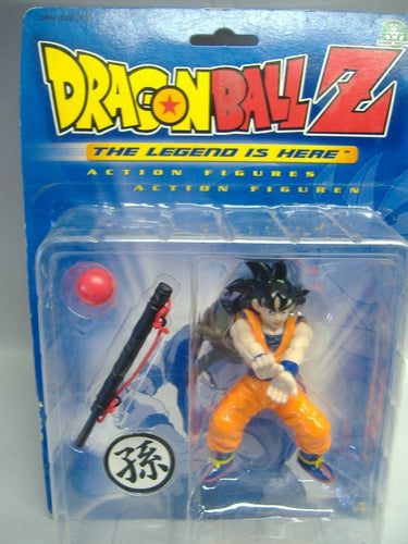 Dragon Ball Z Actionfigur GOKU Serie 3 NEU & OVP