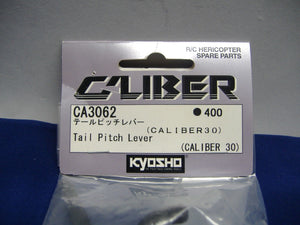 Kyosho CA 3062  Caliber Helicopter C30 & C5 Pitch Anlenkhebel   NEU & OVP