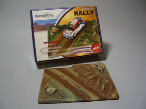 "iberhobby Diorama Slot Rally ""Mud Road"" (1:32) Neu & OVP"