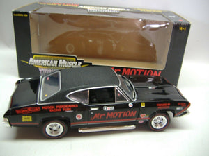 ERTL 33097 American Muscle  Mr. Motion 1986 Chevelle Phase 3 1:18 Neu & OVP