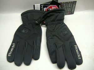ROECKL3103-780 * WINTER BIKE GLOVES WINDSTOPPER  GR.9 * NEU & OVP