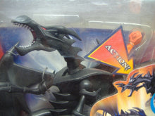 Laden Sie das Bild in den Galerie-Viewer, Mattel B9992 Yu-Gi-Oh! Red-Eyes Black Dragon mit Steuerung  NEU & OVP