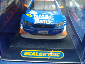 "SCALEXTRIC digital C2569D Opel V8 Coupe ""GMAC"" No. 8 NEU & OVP"