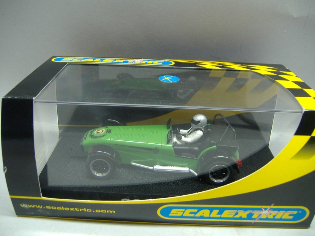 SCALEXTRIC analog C2589 Caterham 7
