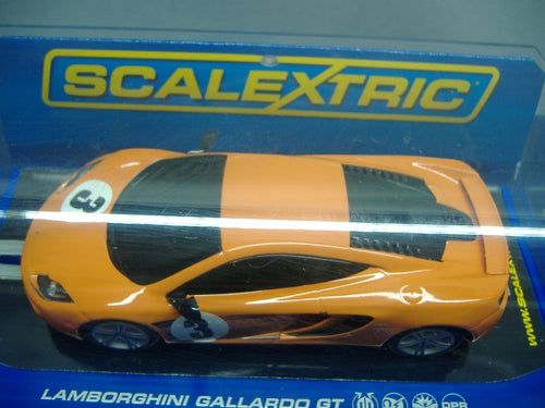 SCALEXTRIC digital Mercedes McLaren MP4-12C aus Starterpackg. No.3  NEU